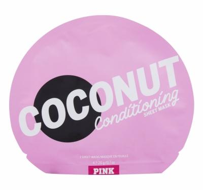 Coconut Conditioning Sheet Mask - Pink - Masca de fata