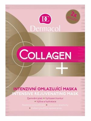 Collagen+ - Dermacol - Masca de fata