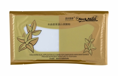 Collagen Crystal Neck Mask - Pilaten - Masca de fata