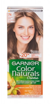 Color Naturals Creme - Garnier - Vopsea de par