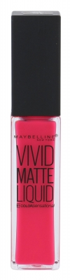 Color Sensational Vivid Matte Liquid - Maybelline - Creion de buze