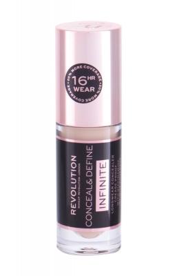 Conceal & Define Infinite - Makeup Revolution London - Anticearcan