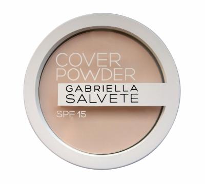 Cover Powder SPF15 - Gabriella Salvete - Pudra