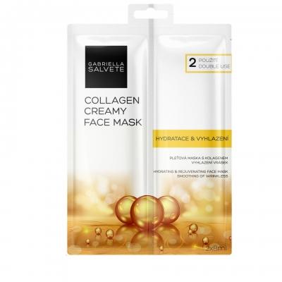 Creamy Face Mask Collagen - Gabriella Salvete - Masca de fata