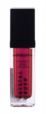 Crystal Crush Diamond Shine - Dermacol - Gloss