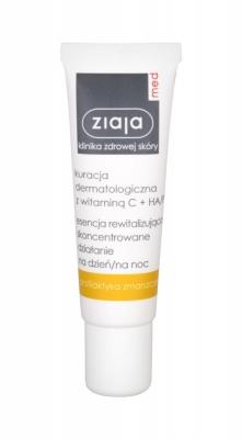 Dermatological Treatment Revitalizing Day and Night Essence - Ziaja Med - Crema de zi