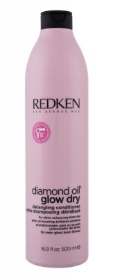 Diamond Oil Glow Dry - Redken - Balsam de par