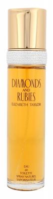 Diamonds and Rubies - Elizabeth Taylor - Apa de toaleta