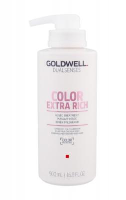 Dualsenses Color Extra Rich 60 Sec Treatment - Goldwell - Masca de par