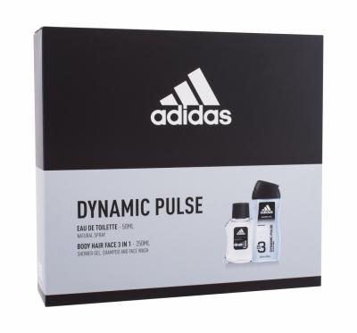 Set Dynamic Pulse - Adidas - Apa de toaleta
