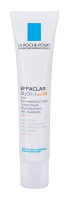 Effaclar Duo (+) SPF30 - La Roche-Posay - Crema de zi