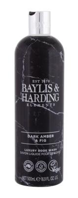 Elements Dark Amber & Fig - Baylis & Harding - Gel de dus