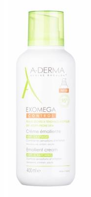 Exomega Control Emollient Cream - A-Derma - Crema de corp