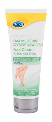 Expert Care Fast Moisture Foot Cream Dry Skin - Scholl - Crema de picioare
