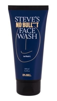 Face Wash - Steve´s No Bull***t - Curatare ten