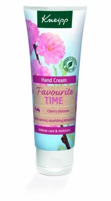 Favourite Time Cherry Blossom - Kneipp - Crema de maini