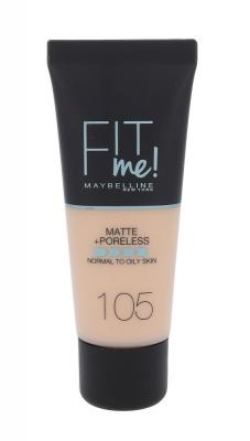 Fit Me! Matte + Poreless - Maybelline - Fond de ten