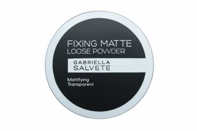 Fixing Matte Loose Powder - Gabriella Salvete - Pudra