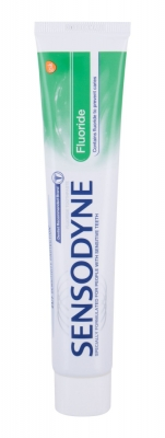 Fluoride - Sensodyne - Igiena dentara