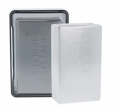 For Men Face Soap With Dish - Clinique -