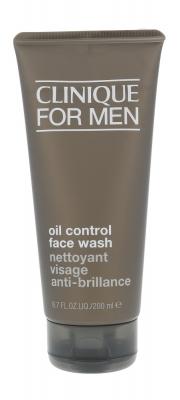 For Men Oil Control Face Wash - Clinique - Curatare ten