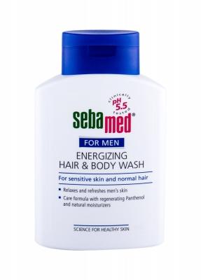 For Men Energizing Hair & Body Wash - SebaMed - Sampon