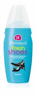 Fresh Shoes - Dermacol - Crema de picioare
