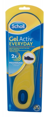 Gel Activ Everyday - Scholl -