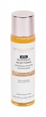 Glycolic Acid 5% Tonic - Revolution Skincare - Apa micelara/termala