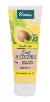 Hand Cream Soft In Seconds Lemon Verbena & Apricots - Kneipp - Crema de maini