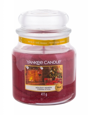 Holiday Hearth - Yankee Candle - Ambient