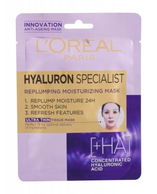 Hyaluron Specialist Replumping Moisturizing - L´Oreal Paris - Masca de fata
