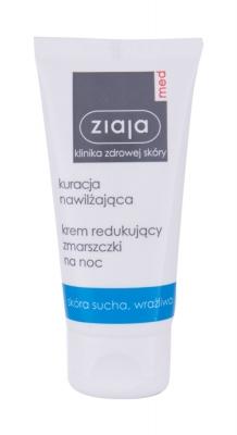 Hydrating Treatment - Ziaja Med - Crema de noapte
