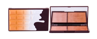 I Heart Makeup Chocolate Duo Palette - Makeup Revolution London - Blush