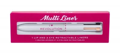 I Heart Revolution Multi Liner - Makeup Revolution London - Creion de ochi