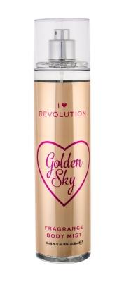 I Heart Revolution Golden Sky - Makeup Revolution London - Spray de corp