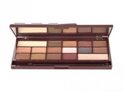I Heart Revolution Chocolate - Makeup Revolution London - Fard de pleoape