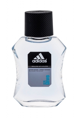 Ice Dive - Adidas - After shave