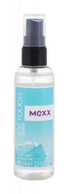 Ice Touch Woman - Mexx - Spray de corp