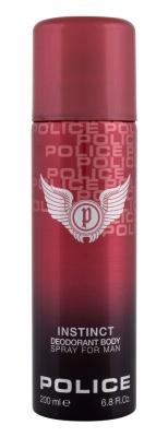 Instinct - Police - Deodorant