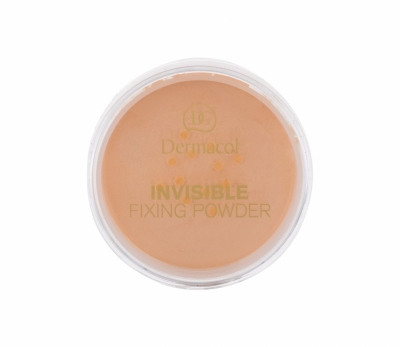 Invisible Fixing Powder - Dermacol - Pudra