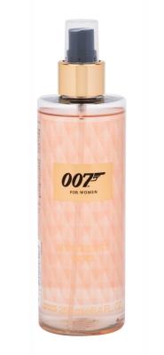 James Bond 007 For Women Mysterious Rose - Spray de corp