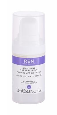 Keep Young And Beautiful Firm And Lift - REN Clean Skincare - Crema pentru ochi