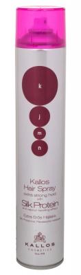 KJMN Silk Protein - Kallos Cosmetics - Fixare par