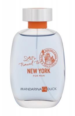 Let´s Travel To New York - Mandarina Duck - Apa de toaleta