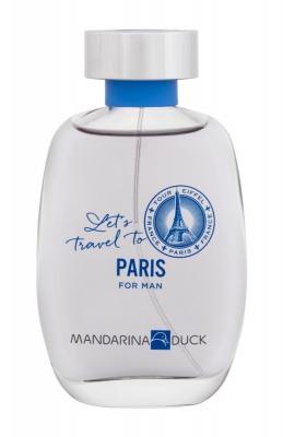 Let´s Travel To Paris - Mandarina Duck - Apa de toaleta