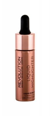 Liquid Highlighter - Makeup Revolution London - Iluminator