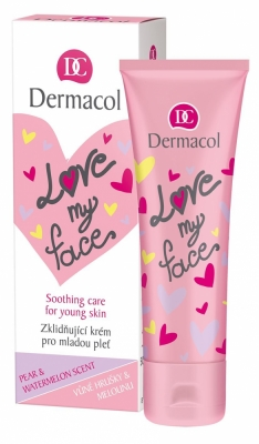 Love My Face Soothing Care - Dermacol - Crema de fata