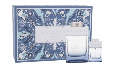Set MAN Glacial Essence - Bvlgari - Apa de parfum EDP