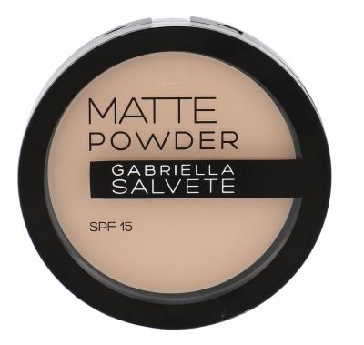 Matte Powder SPF15 - Gabriella Salvete - Pudra